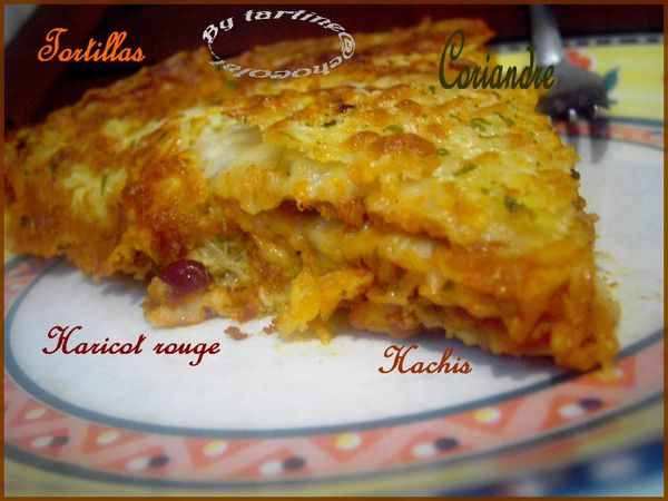 Lasagne Mexicaine
