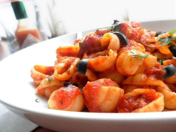 gnocchi all arrabiata