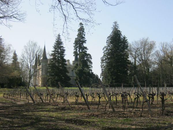 CADILLAC - Château Ricaud