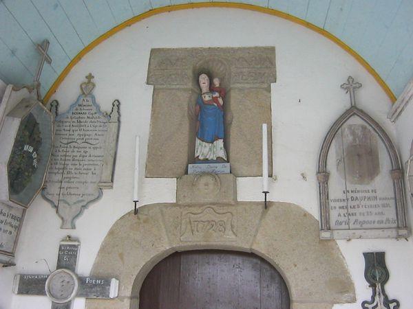 Ploubazlanec - Chapelle Perros Hamon