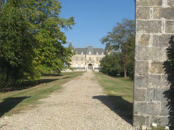 BLAYE Château Pérenne