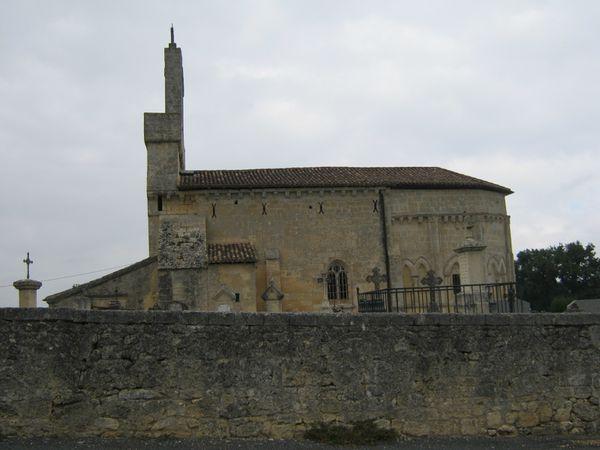CAMARSAC - l'église