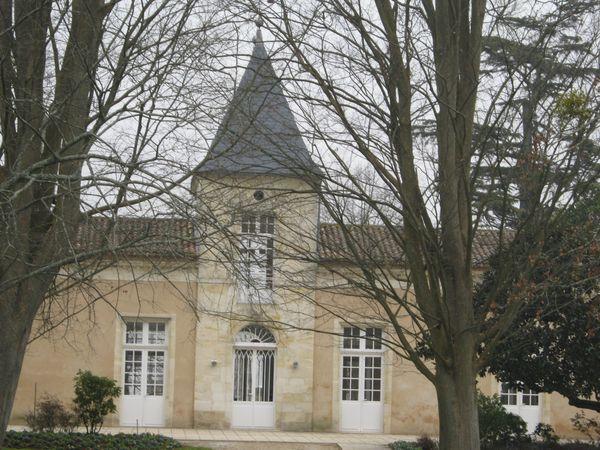 EYSINES- Château Lescombes