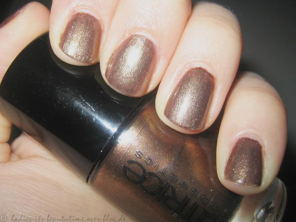 Nagellack Catrice In the bronx2