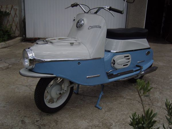 scooter cezeta 2