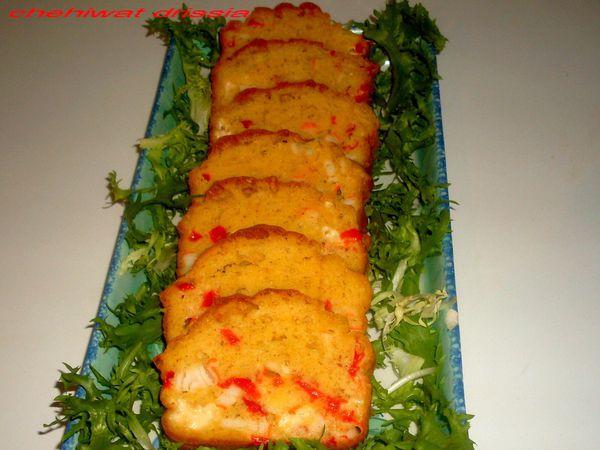 cake Surimi-vache qui rit