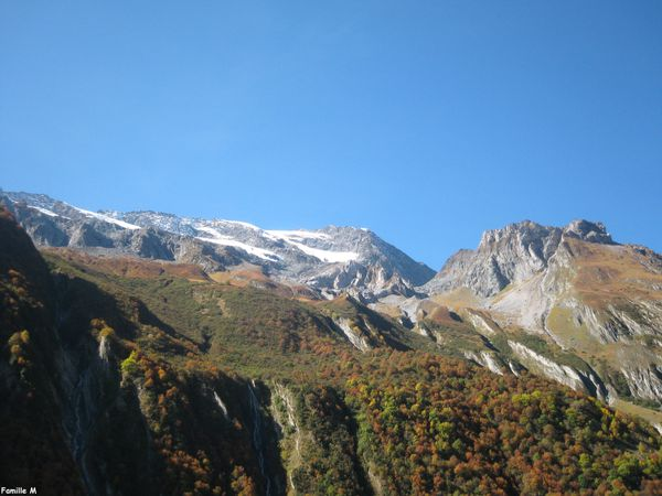 Champagny le ht automne