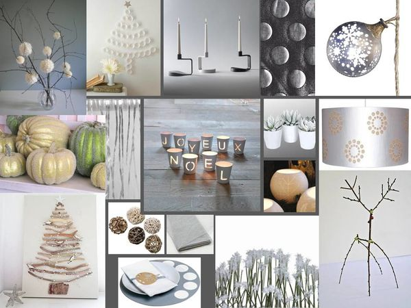 INSPIRATION DECORATION DE NOEL