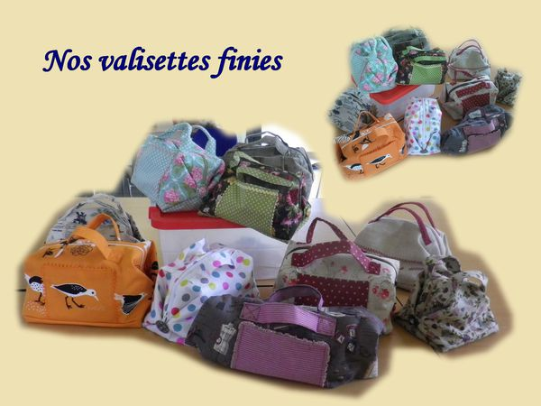 Valisettes finies