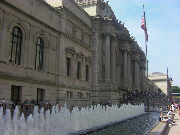 Visiter le Metropolitan Museum of Art MET
