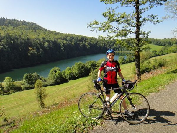 DSC03656 Kiki lac du Vernois