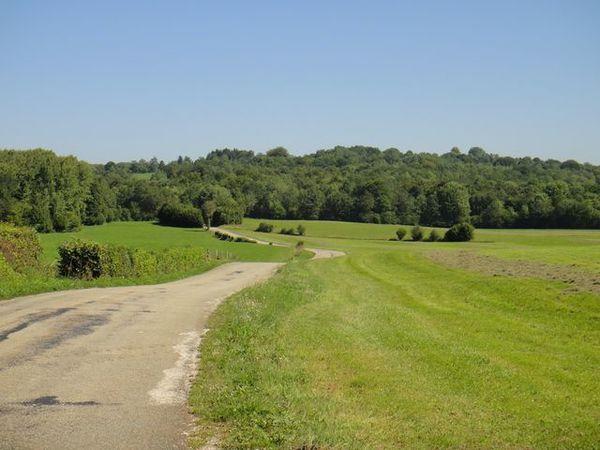 DSC03659 Petite route en direction de Houlle