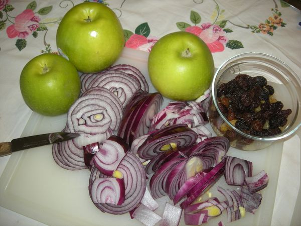 Chutney Granny smith (4)