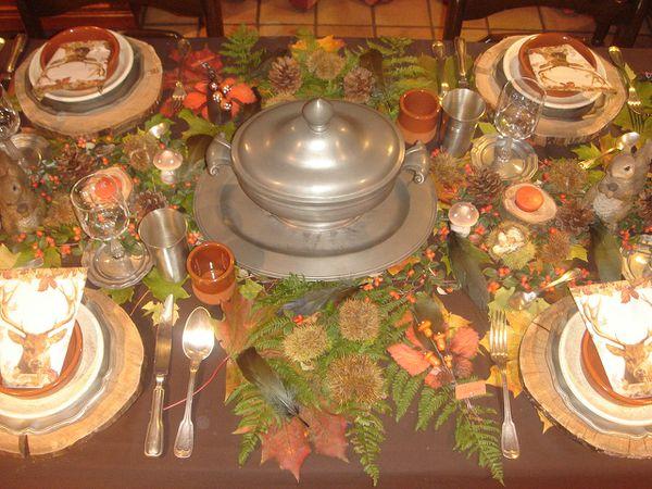table la forêt automnale (4)