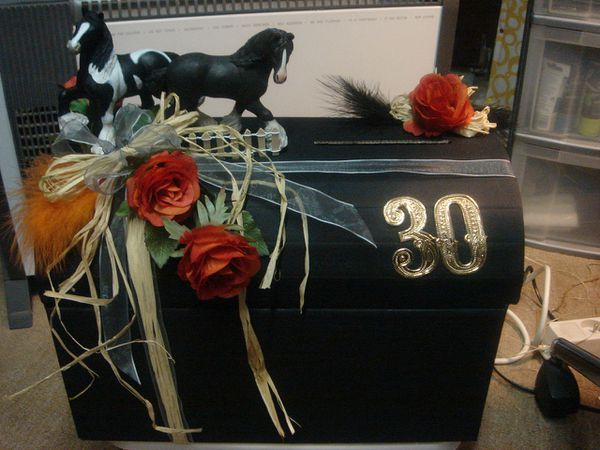 Decoration anniversaire 30 ans le cheval le blog de for Decoration 40 ans homme