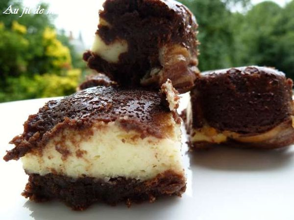Brownie cheesecake (1)