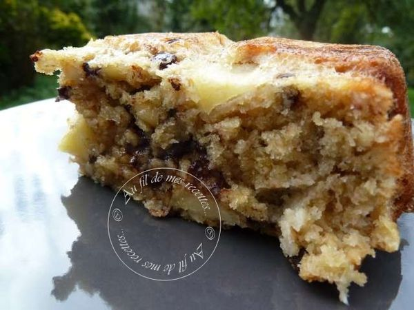 Recette Cake Mexicain