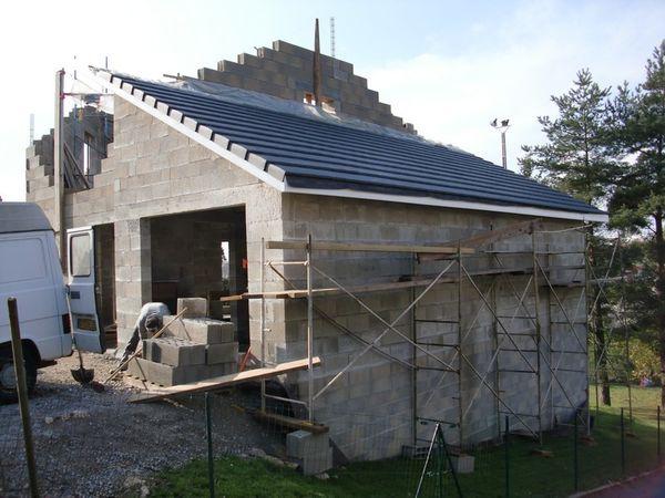 Charpente toiture maison autoconstruction bbc - Blog autoconstruction maison ...