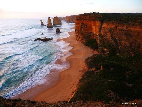 Les 12 Apostres, Great Ocean Road, Australie copy