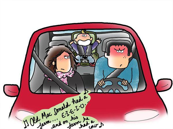 contines dans la voiture 01