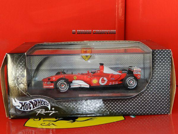 Ferrari F2003 GA - Rubens Barrichello - 02