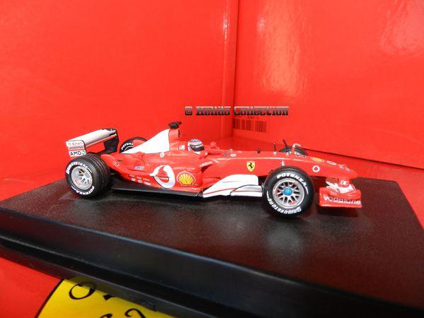 Ferrari F2003 GA - Rubens Barrichello - 15
