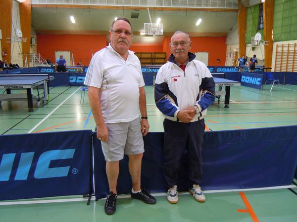 Deux sam riens s lectionn s pour la coupe nationale - Ligue nord pas de calais tennis de table ...