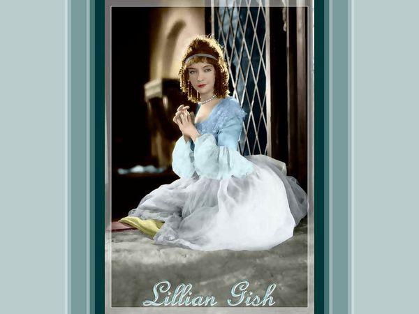 LILLIAN GISH-.-14