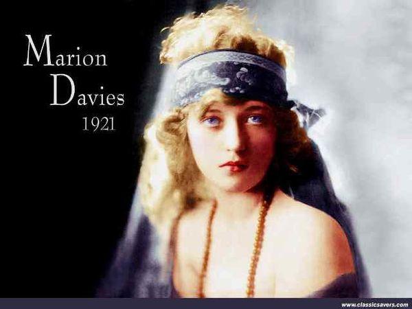 MARION DAVIES-85