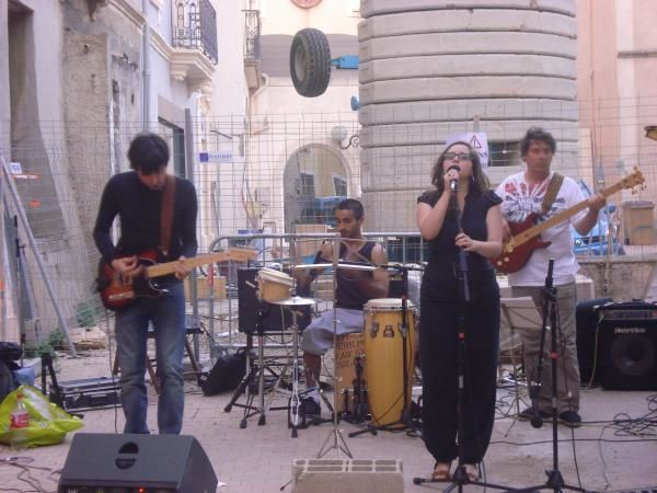 Réjane and The Copper Band 5