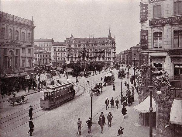 allemagne Berlin 1900