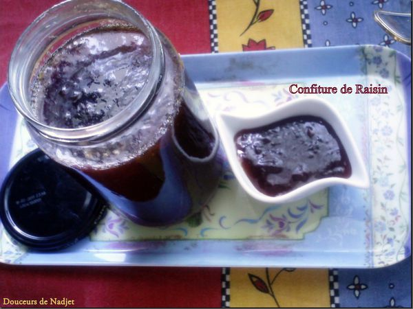 CONFITURE DE RAISIN1