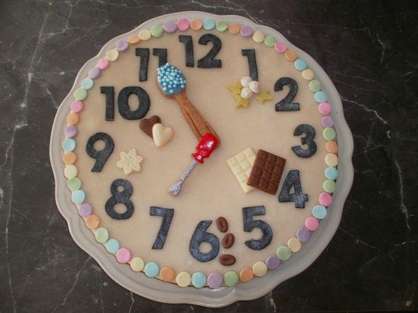 horloge Léo 14