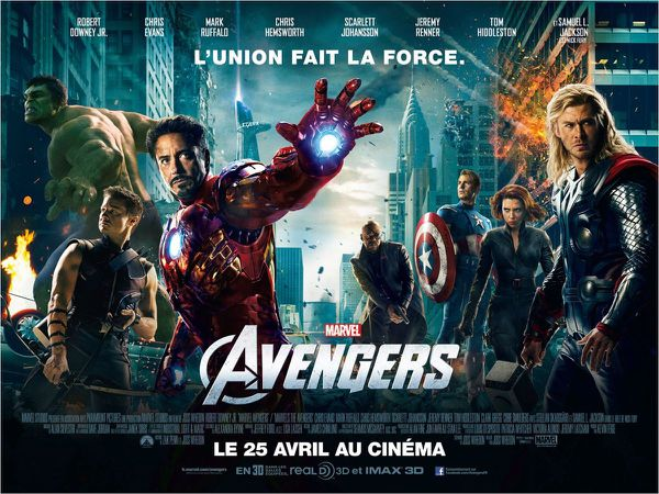 Affiche-The-Avengers