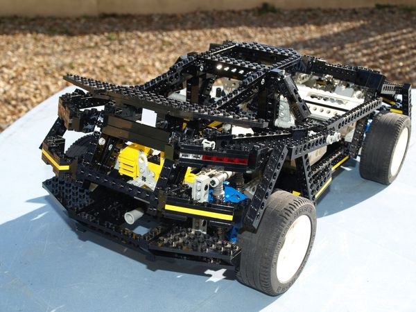 lego technic super car 8880 voiture supercar. Black Bedroom Furniture Sets. Home Design Ideas