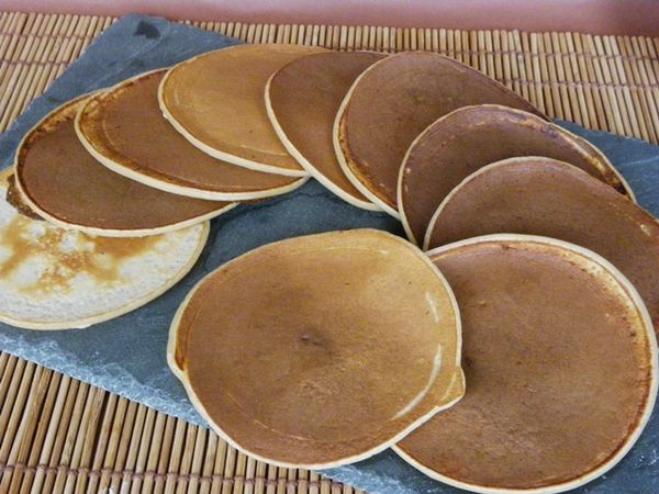 blinis chataigne
