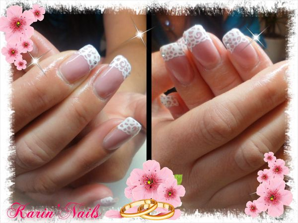 photo idee deco ongle gel uv