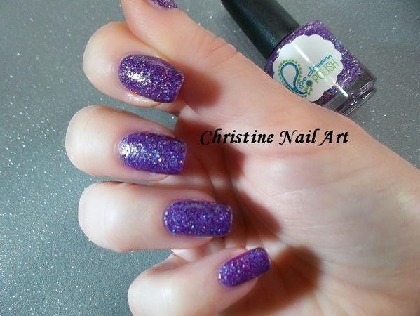 Pipe dream polish born to the purple c