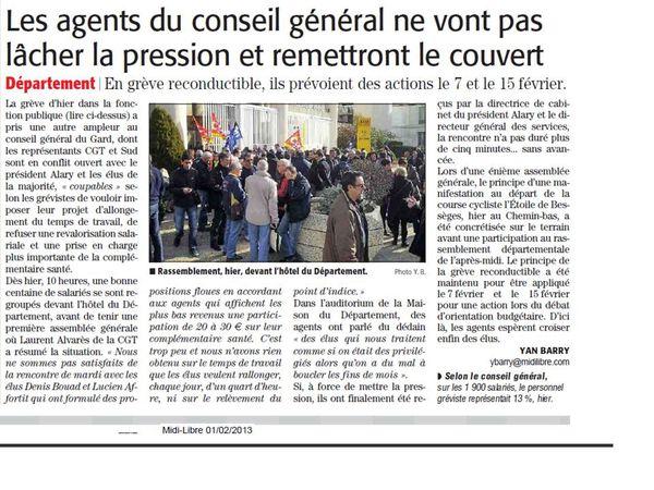 Midi Libre du 01.01.2013