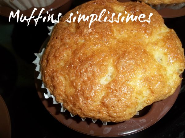 100 8965Muffins simplissimes