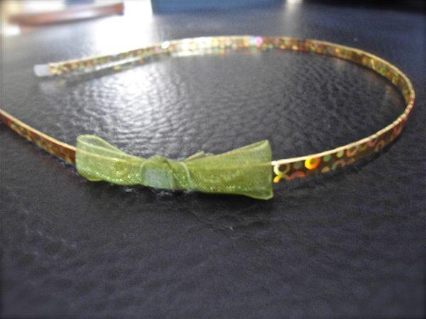 Serre-tête noeud