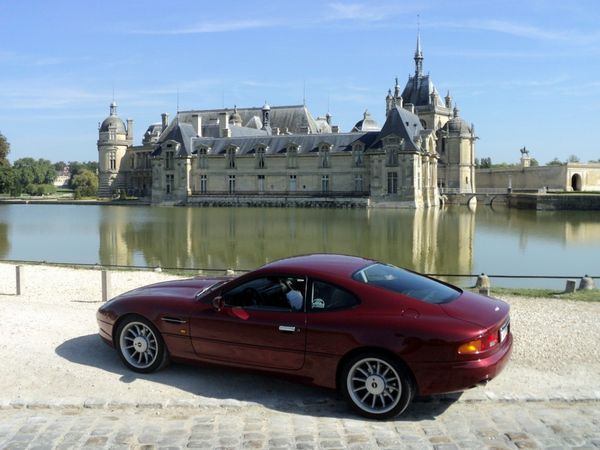 20 Chateau de Chantilly