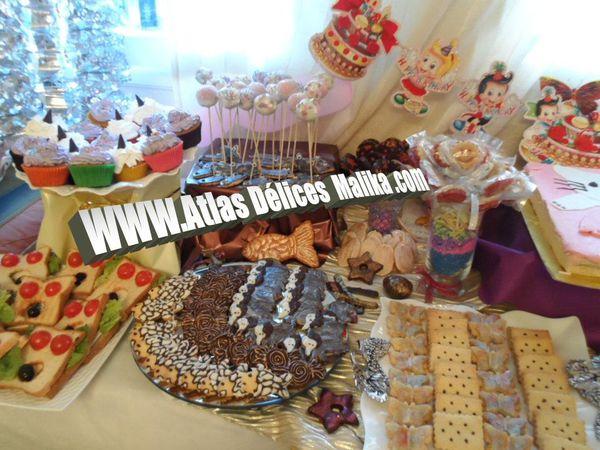buffet d 39 anniversaire pour enfant bienvenue chez atlas d lices de malika. Black Bedroom Furniture Sets. Home Design Ideas