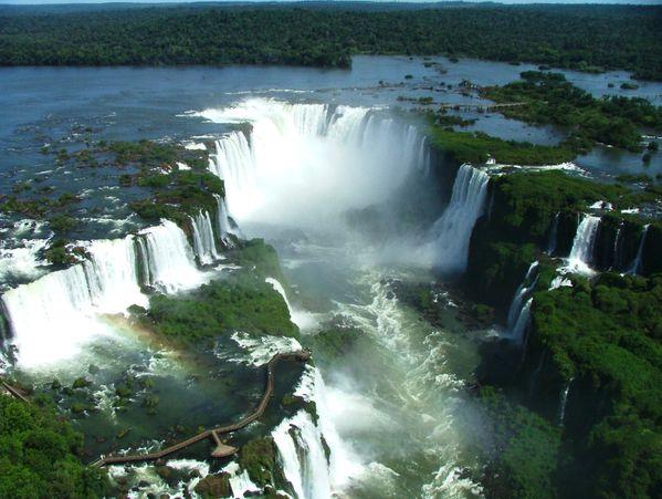 12. Cataratas do Iguaçu - Iguassu Falls