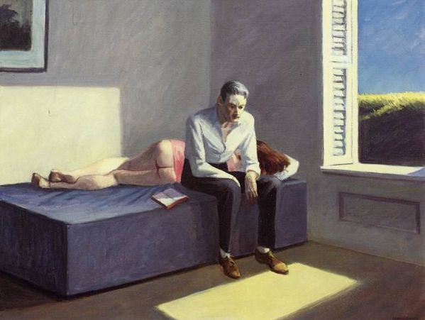 Hopper-Excursion-into-Philosophy-1959