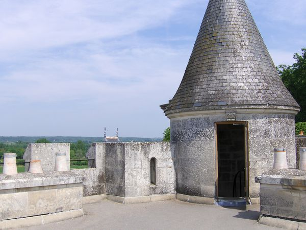 1509a top of the keep, Château de Villandry