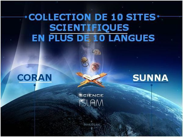 10 Sites Scientifique en plus de 10 langues