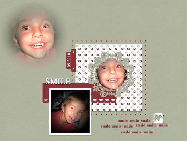 PAGE 3 PACK PAPIER 12