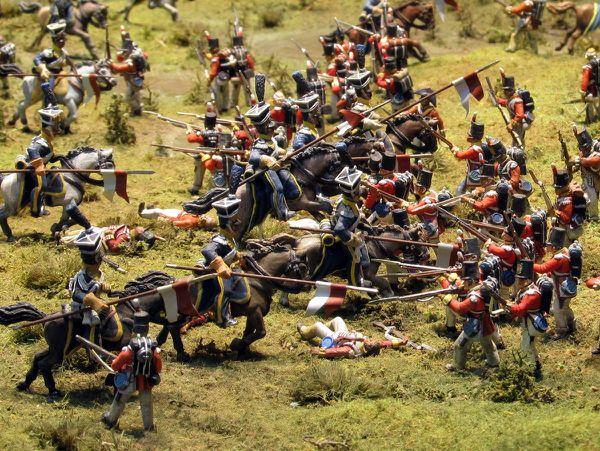 recreaciones historicas en miniatura ba