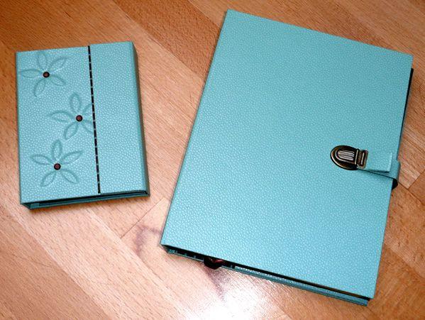 ensemble de sac turquoise
